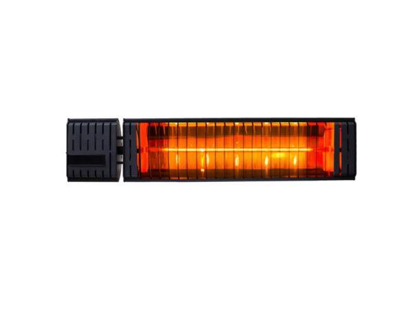 wall mounted halogen heater