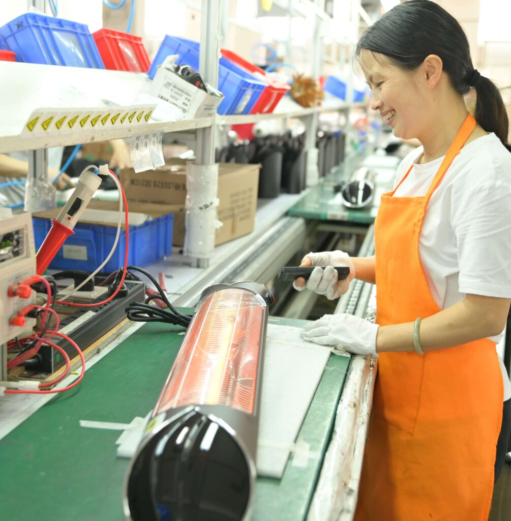 infrared heater factory