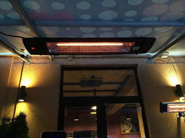 ceiling mounted carbon heater