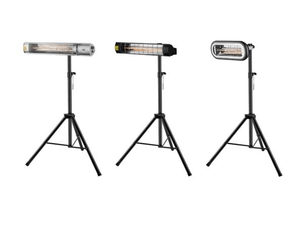 triopod stand portable heater