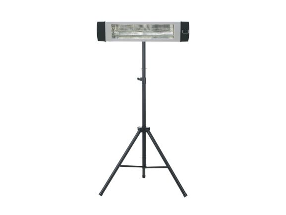 tripod stand with heater