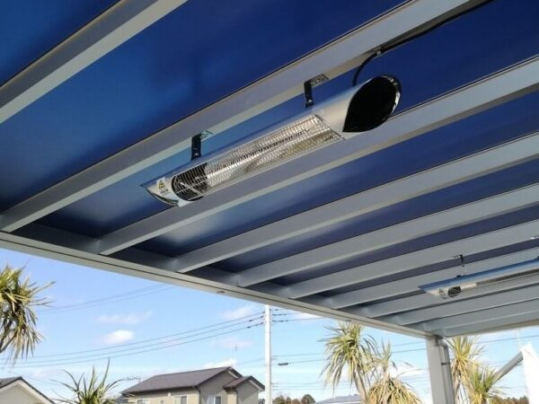 wall ceiling carbon heater